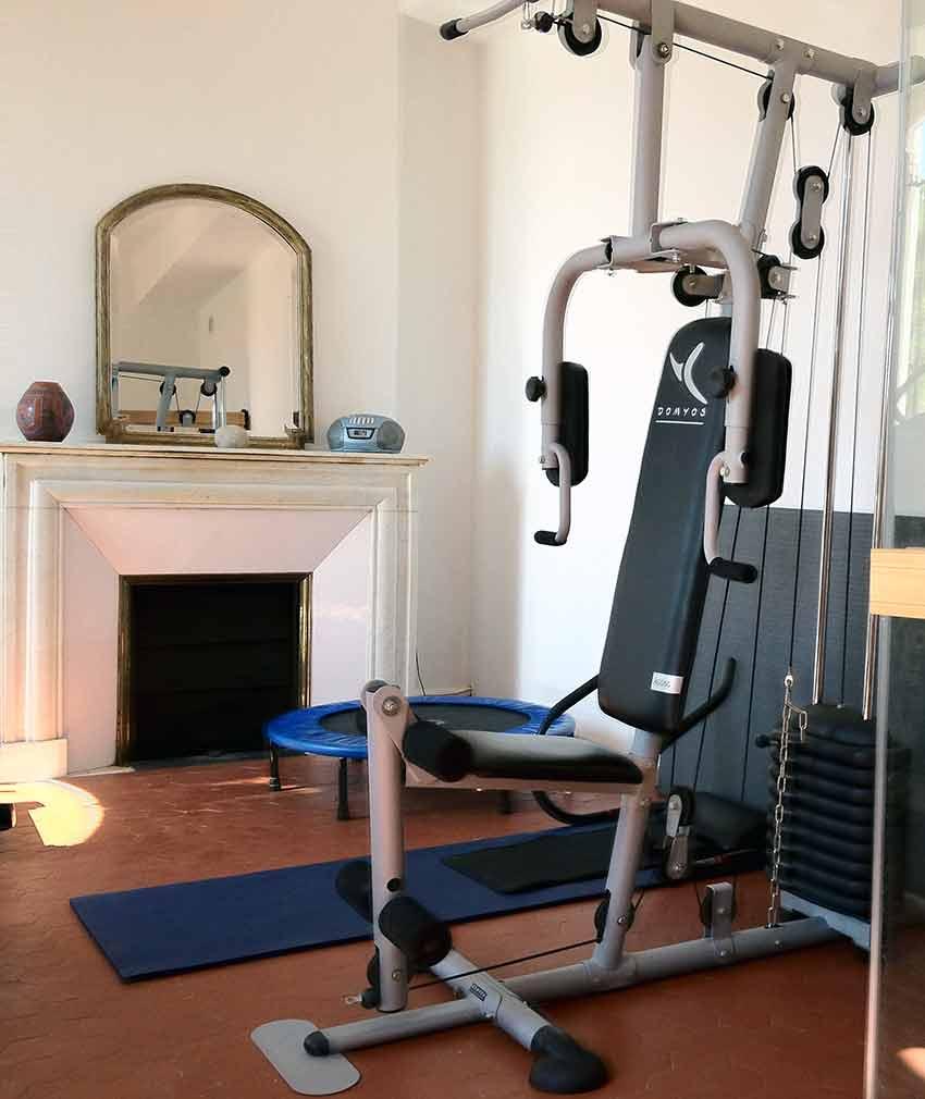 Sauna en chambre d 39 hotes fitness centre var le luc en provence - Chambre d hote le luc en provence ...