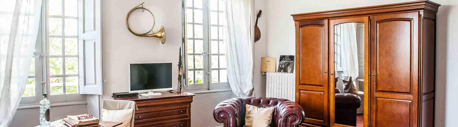 Disponibilit s chambres d 39 h tes en provence avec sauna et - Chambres d hotes vaison la romaine avec piscine ...